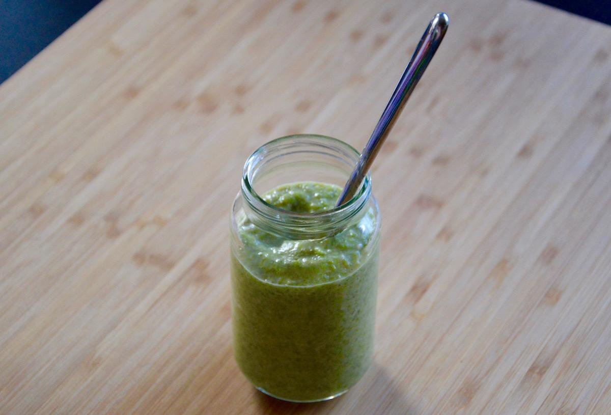 Purée de haricots verts jambon Kiri® (Dès 6 mois)