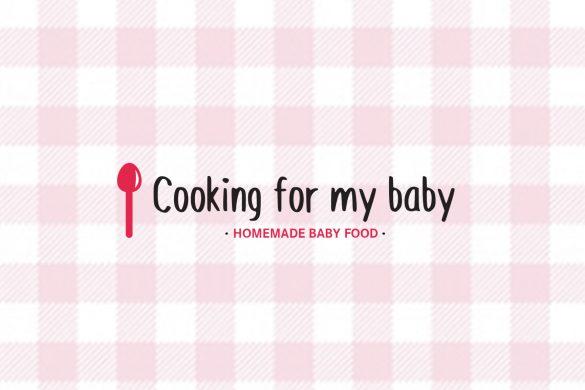 cookingformybaby - logo