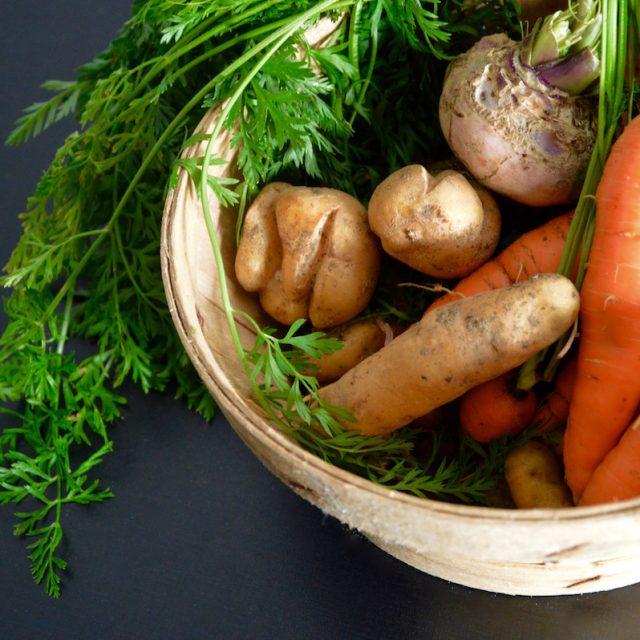 Légumes pour bébé