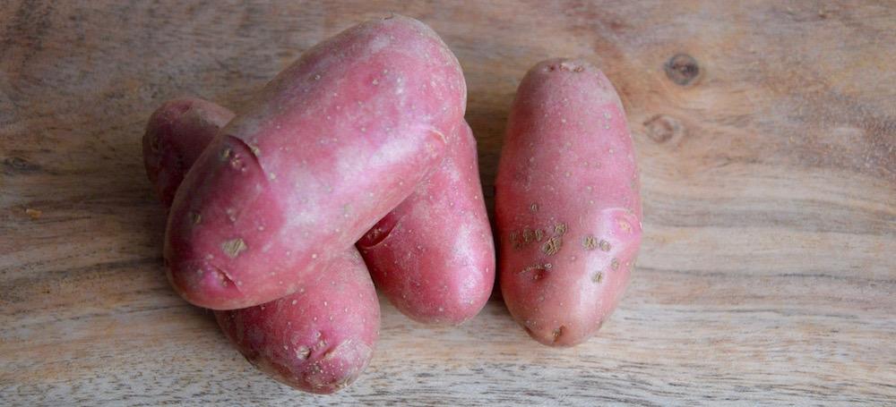 Pommes de terre pour bébé