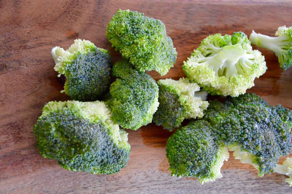 Sommités de brocolis