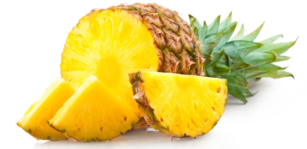 Ananas (8 mois)