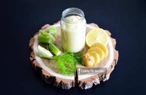 Recette de petit pot de purée de fenouil et poisson blanc pour bébé