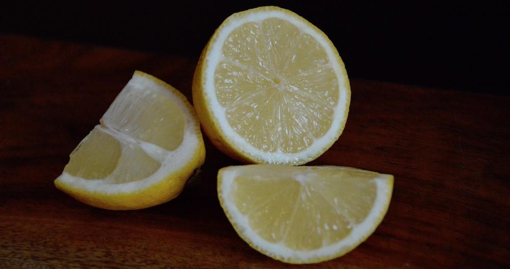 Citron pour bébé