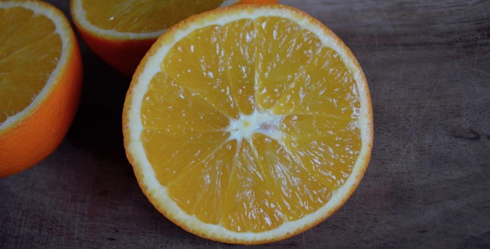 Orange pour bébé