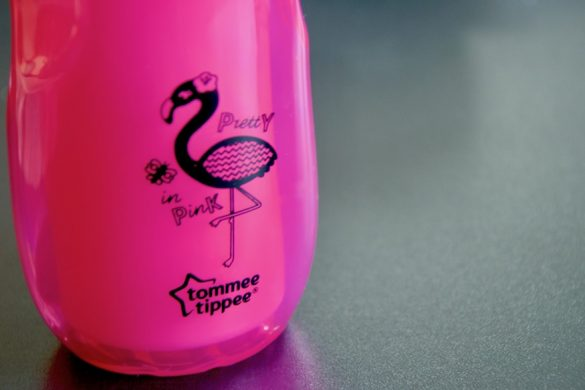 Tasse Explora de Tommee Tippee Flamand rose