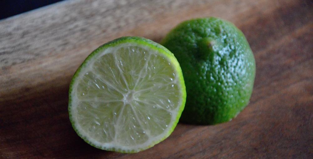 Citron vert pour bébé