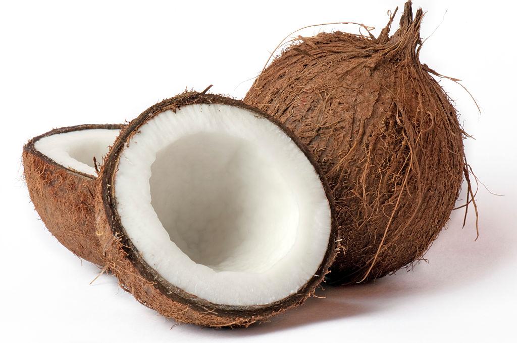 Noix de coco pour bébé (8 mois)
