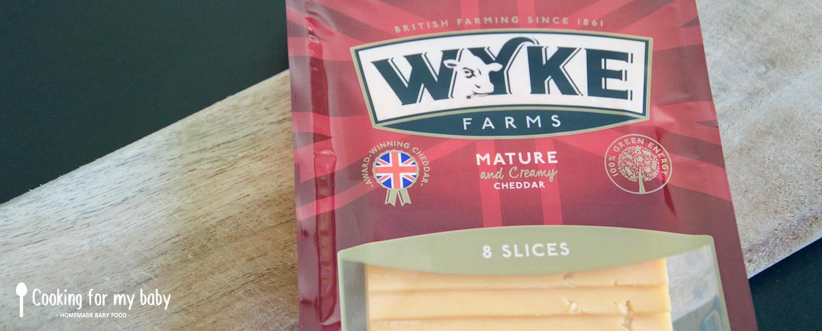 Cheddar Wyke farms pour bébé