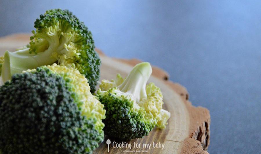 Brocoli pour bébé