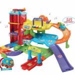 Cadeaux de Noel pour bebe des 12 mois (1 an) - Vtech Maxi garage educatif Tut Tut Bolides