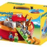 Cadeaux de Noel pour bebe des 18 mois - Playmobil arche de noe transportable