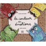 Cadeaux de Noel pour bebe des 36 mois (3 ans) - Livre - la couleur des emotions