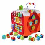 Cadeaux de Noel pour bebe des 9 mois - Vtech Maxi cubes multi activites
