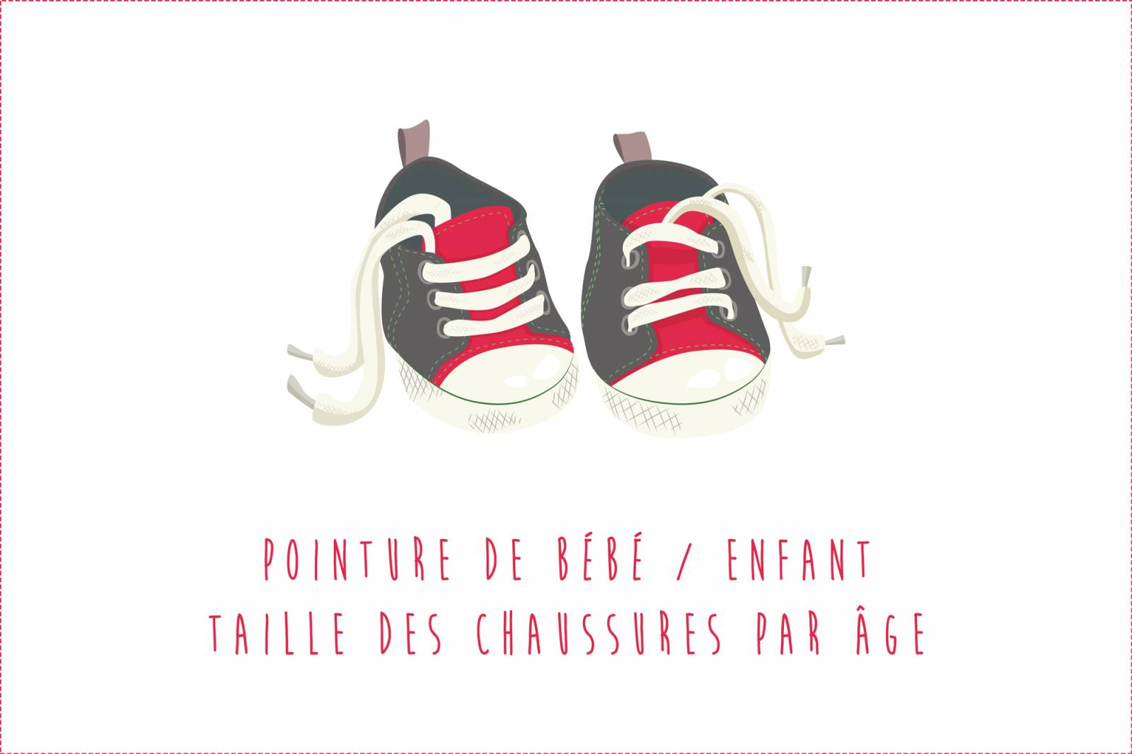 taille chaussure bebe,Tableau bebe rapport pointure taille