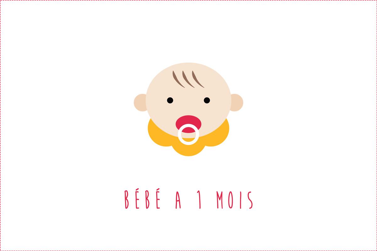 Bébé a 1 mois : Progrès, éveil, développement…