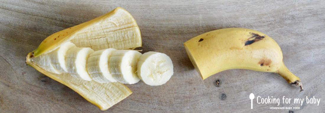 Banane pour bébé