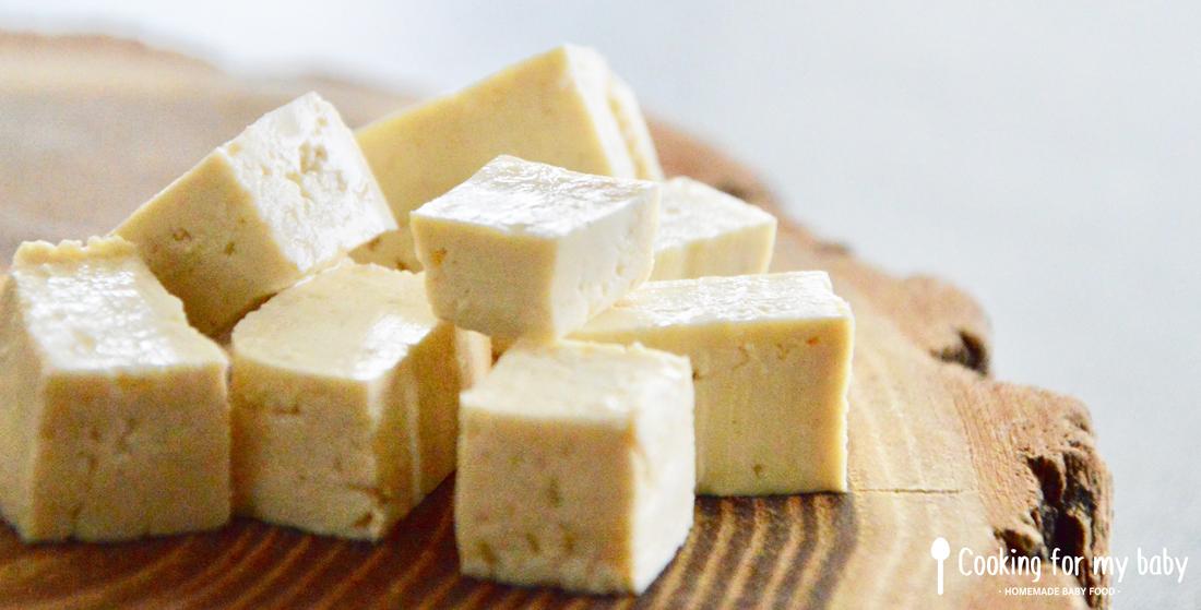 Tofu pour bébé