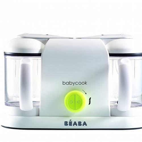 BÉABA Mixeur-Cuiseur robot Babycook Plus duo, plusieurs coloris disponibles