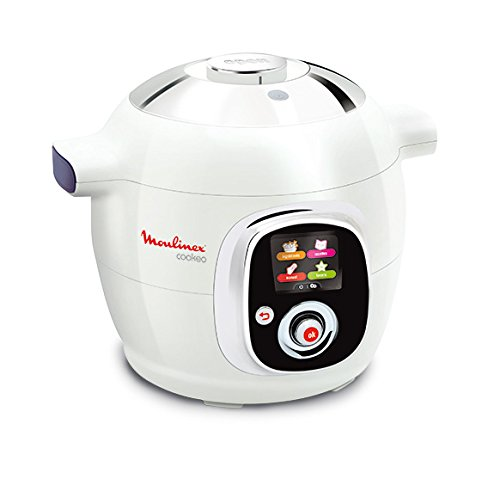 moulinex cookeo multicuiseur intelligent 50 recettes blanc cooking for my baby. Black Bedroom Furniture Sets. Home Design Ideas