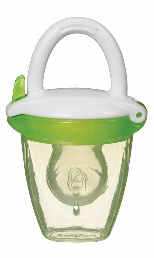 Munchkin - Anneau et tétine d'alimentation pour bébé - Modèle aléatoire