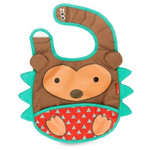 Skip Hop - Bavoir pour bébé Hérisson (plusieurs coloris disponibles)