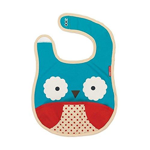 Skip Hop - Bavoir pour bébé Hibou