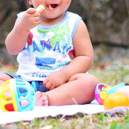Repas à l'extérieur/ Pic-nic avec bébé