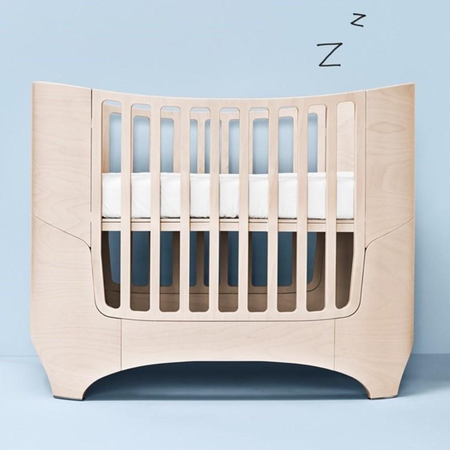 Matériel de puériculture pour bébé : Lit de bébé Leander