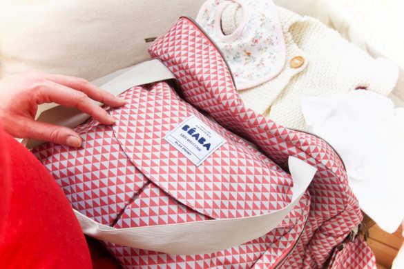 Les valises de maternité : une pour bébé, une pour Maman !