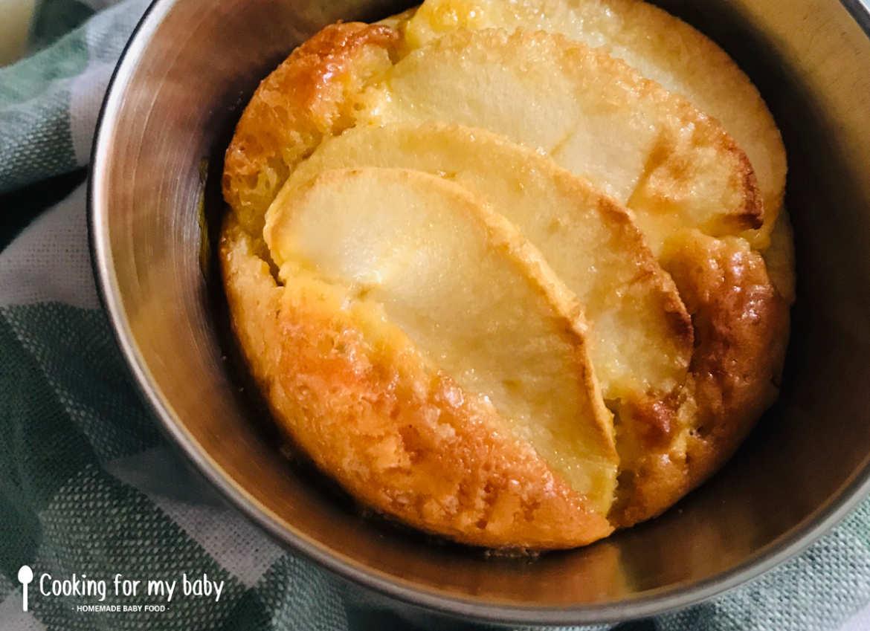 Recette de muffins à la pomme pour bébé (Dès 10 mois)