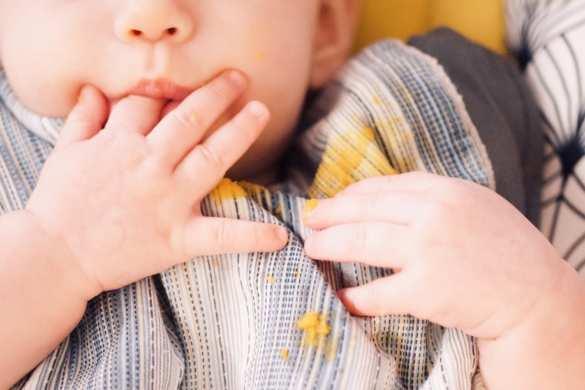 Premiers repas de bébé : mes indispensables