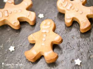 Recette de biscuits de Noël moelleux pour bébé (Dès 12 mois)