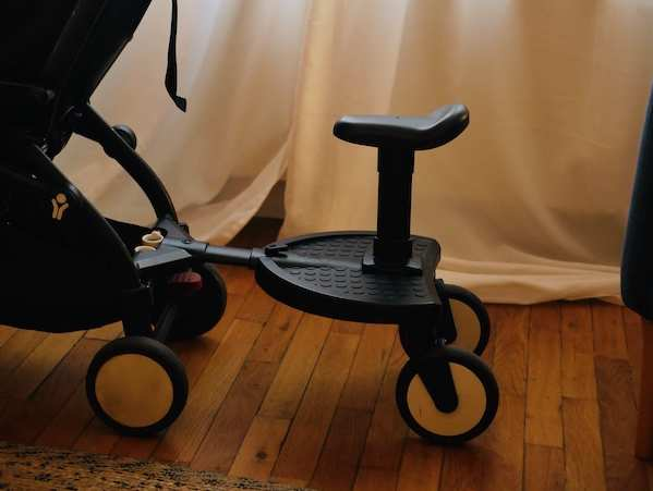 Planche à roulettes pour enfant (Kid board) pour poussette Yoyo Babyzen