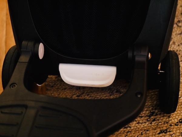 Poussette Bugaboo Ant frein