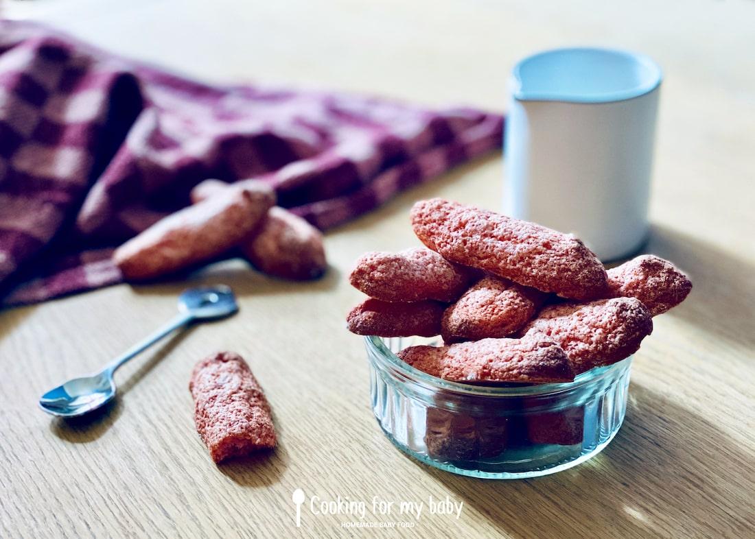 Recette de biscuits à la cuillère pour bébé et toute la famille (dès 10 mois)