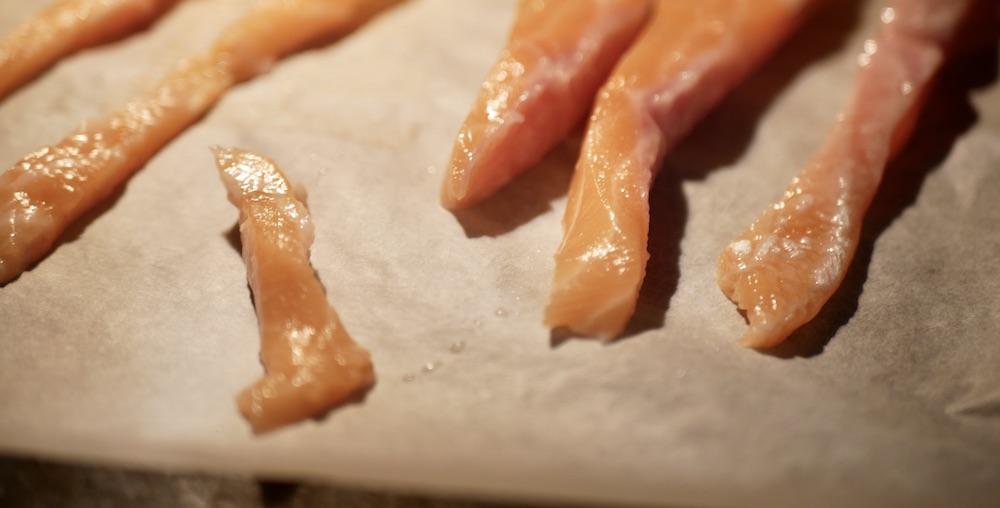 Cuisson du saumon sauvage Delpierre pour les makis