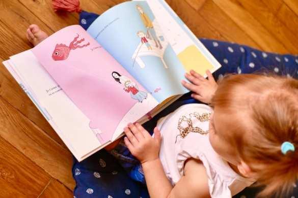Livres pour enfants : Les livres préférés de nos filles