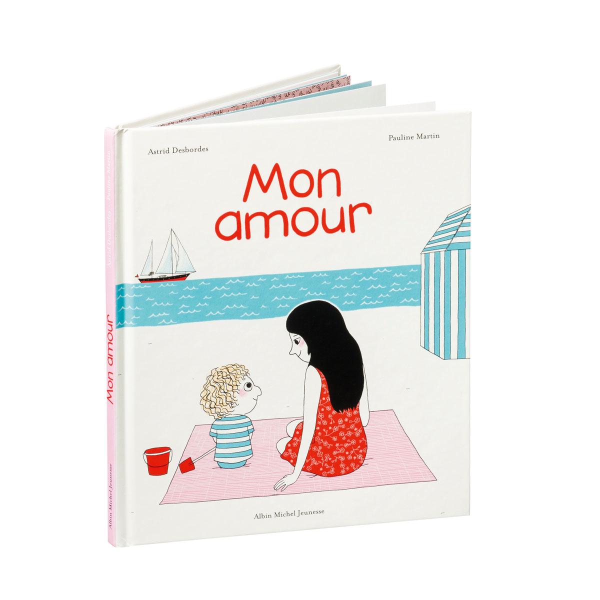 Mon amour - livre pour enfant