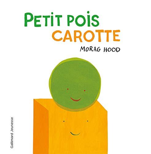 Livre pour enfant - Petit pois carotte