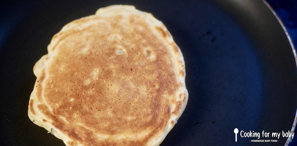 Cuisson du pancake sale pour bébé